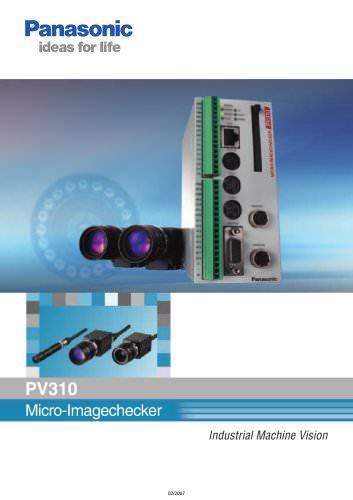 PV310 Micro-Imagechecker
