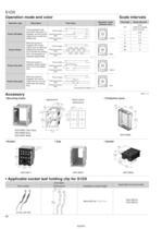 S1DX – analog timer - 5