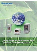 Saving energy with Eco-power meters - 1