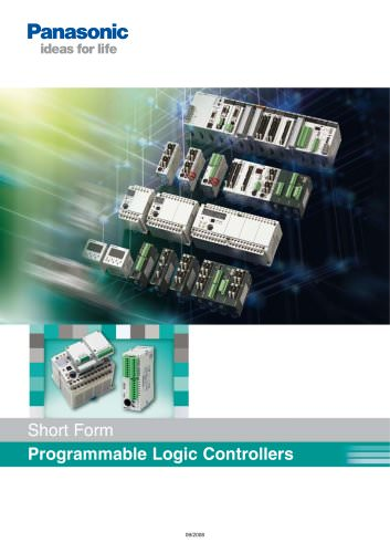 Short Form Programmable Logic Controllers