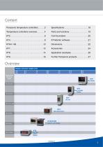 Shortform Temperature Controller - 3