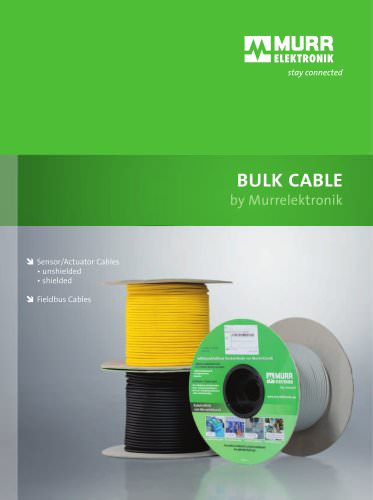 Bulk Cable by Murrelektronik