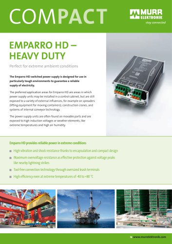 EMPARRO HD –  HEAVY DUTY