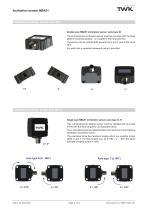 Inclinometer NBA51 - 4
