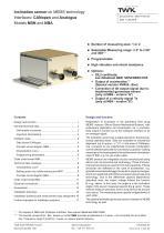 Inclinometer NBN - 1