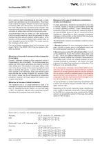 Inclinometer NBN/S3 SIL2 - 2