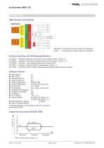Inclinometer NBN/S3 SIL2 - 4