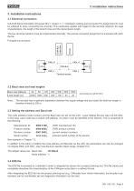 Rotary encoder TBE36 manual - 6