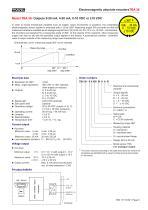 Rotary encoder TBN36 - 5