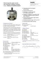 Rotary encoder TBN58/R2 redundant - 1
