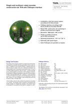 Rotary encoder TKN46 - 1