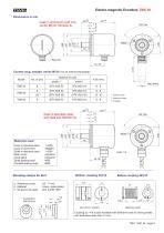 Rotary encoder TMA50 - 6