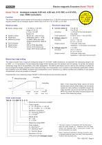 Rotary encoder TRE50 - 4
