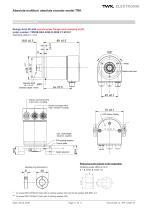 Rotary encoder TRK - 11