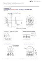 Rotary encoder TRK - 8