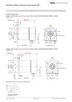 Rotary encoder TRK - 9