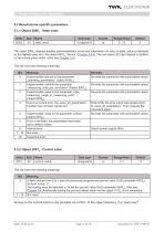 Rotary encoder TRK manual - 12