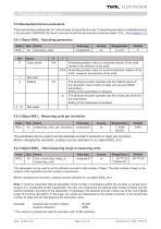 Rotary encoder TRK manual - 13