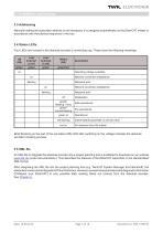 Rotary encoder TRK manual - 7