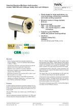 Rotary encoder TRN42/S4 SIL2 - 1