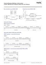 Rotary encoder TRN50/C3 - 5