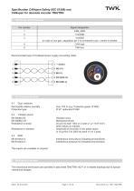 Rotary encoder TRN58/C3 manual - 7