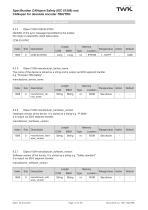 Rotary encoder TRN58/S4 SIL2 manual - 13