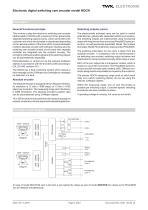 Switching cam encoder NOCN - 2