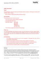 Switching cam encoder NOCN/S3 SIL2/PLd manual - 2