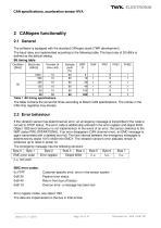 Vibration sensor NVA system description - 10