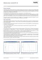 Vibration sensor NVT/S3 PLd - 2