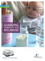 DairyGuard Milk Powder Analyzer - Guarding against the next melamine
