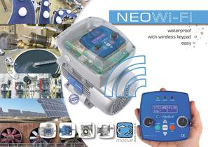 NEO-WiFi variable speed drive - 2
