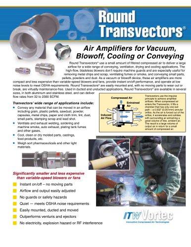 Round Transvectors