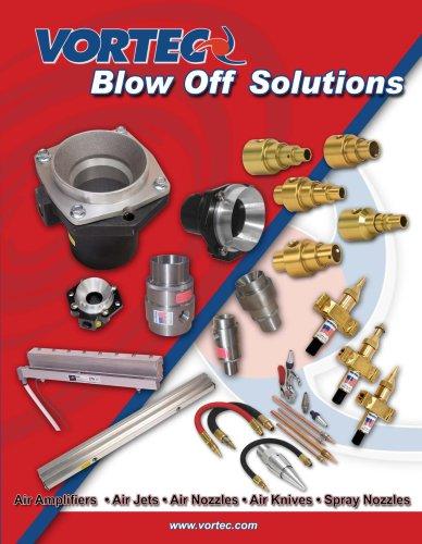 Vortec: Blow off solutions