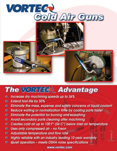 Vortec :Cold Air Guns