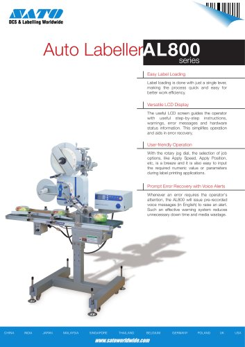 auto labeler