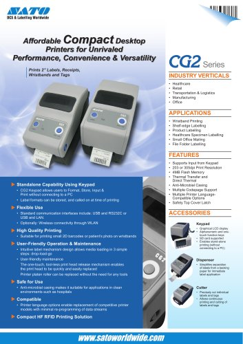 CG2 Series
