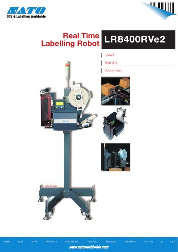 Labelling Robot