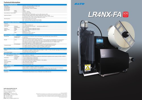 LR4NX-FA