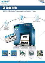 CL4 RFID printer - 1