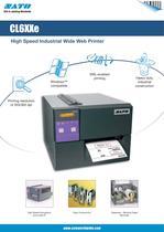 CL6 serie printer - 1