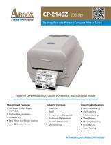CP-2140Z | Value Thermal Desktop Printer - 1