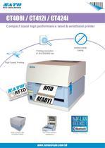 CT4i serie printer - 1