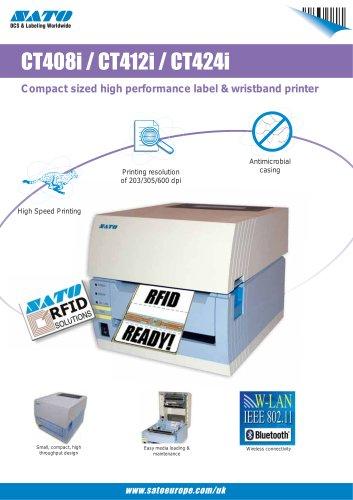 CT4i serie printer