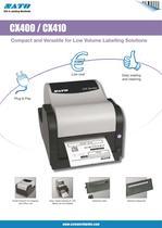 CX4 serie printer - 1