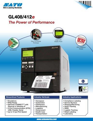 GL4 serie printer