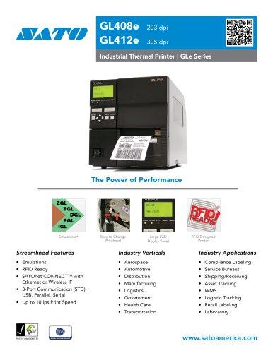 GL4e Printer