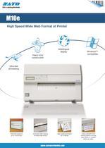 M10e printer - 1