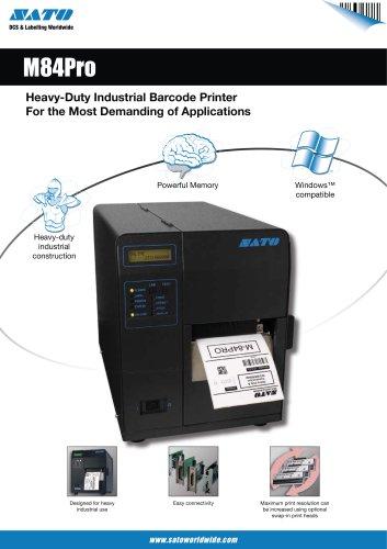 M84Pro serie printer
